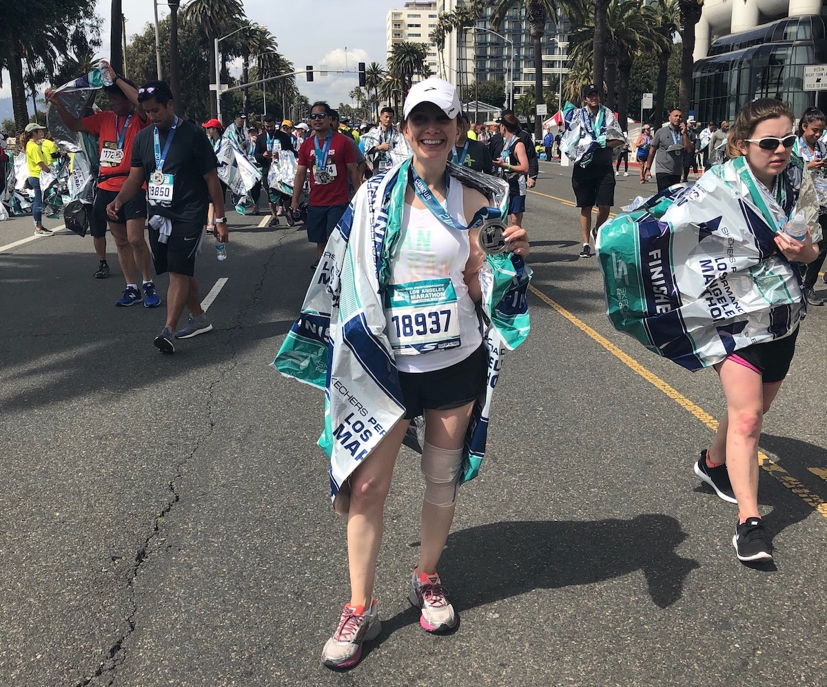 Lessons From The L.A. Marathon