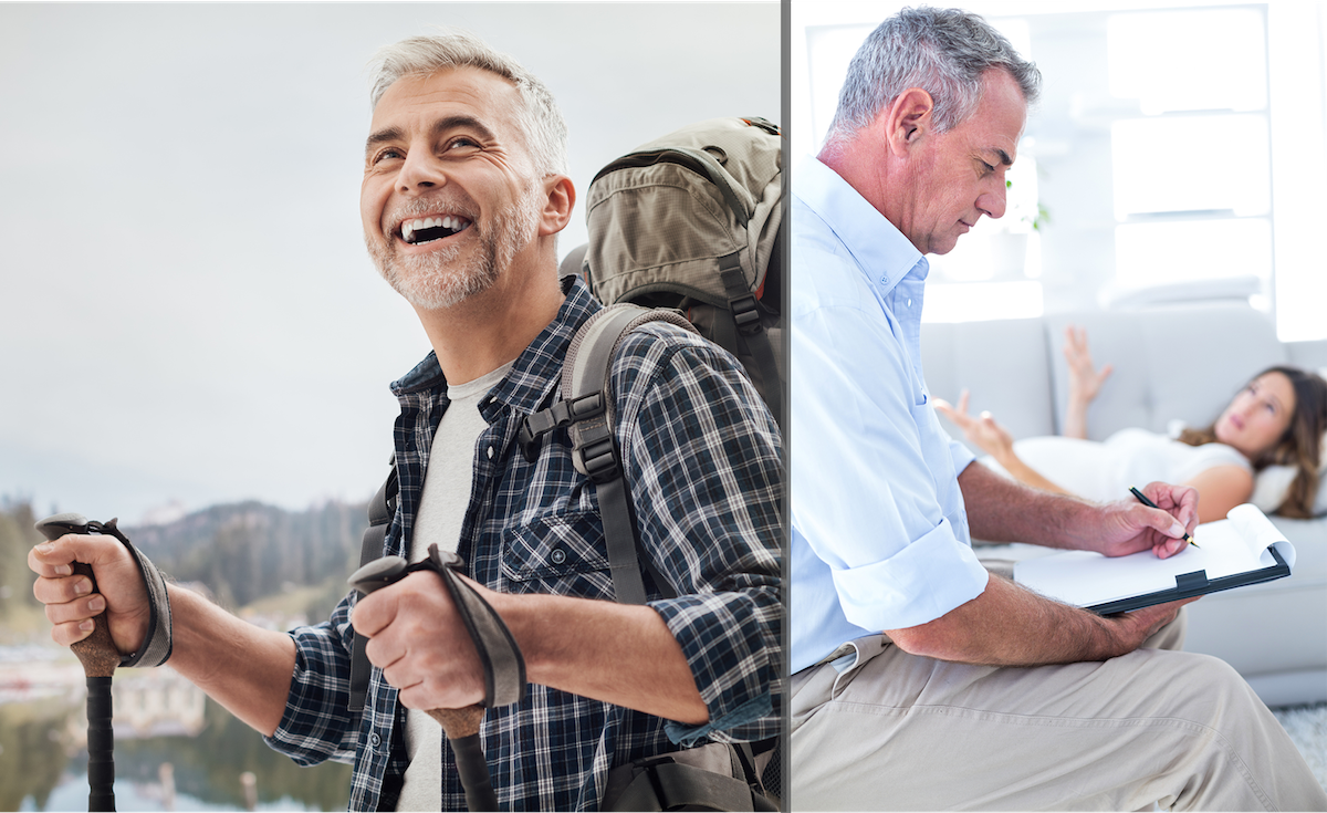 Retire Early Or Work Forever – Who Lives Longer?