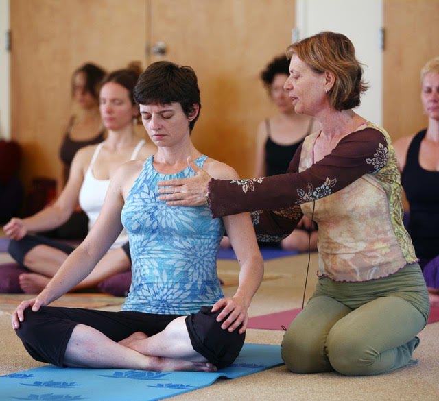 De-stress with the Wisdom of Yoga with Mirka Kraftsow